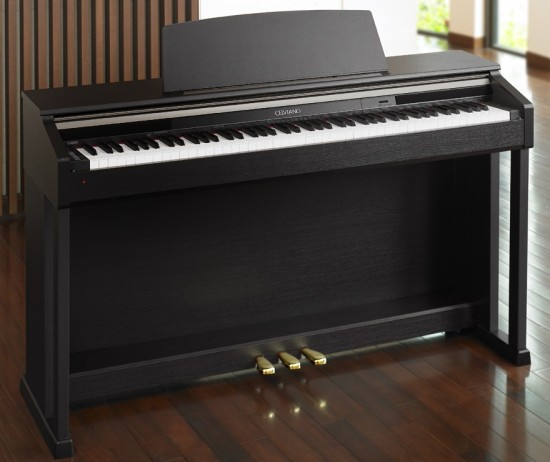 Casio Introduces New Additions To Its Celviano Digital Pianos Lineup -  KeyboardMan