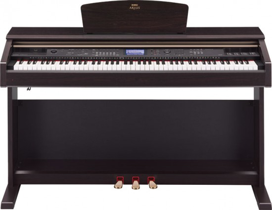 yamaha ydp v240 arius ensemble features great piano touch and tone along with hundreds of. Black Bedroom Furniture Sets. Home Design Ideas